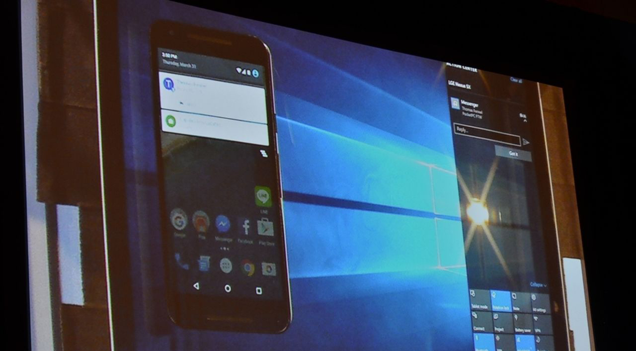 cortana-andriod-sync