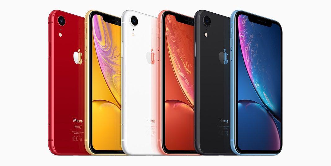 خفض جديد في سعر iPhone XR لدى شركات الناقل في اليابان
