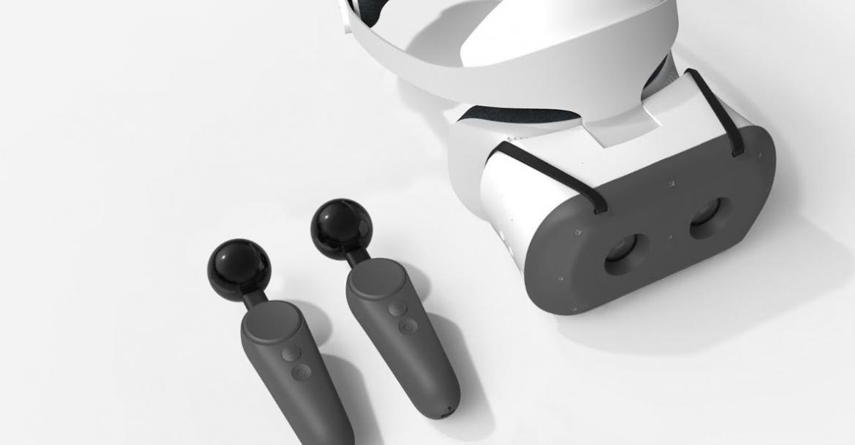 قوقل تطور وحدة VR motion لنظارة لينوفو Mirage Solo