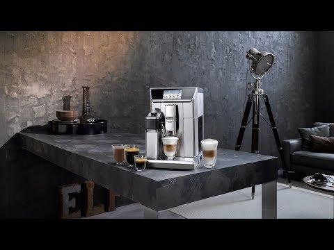 تجربتي مع ماكينة القهوة الذكيّة De'Longhi PrimaDonna Elite