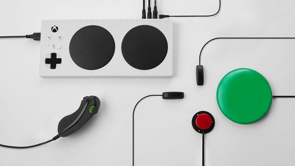 إطلاق وحدة تحكم Xbox التكيفية الجديدة من مايكروسوفت في شهر سبتمبر
