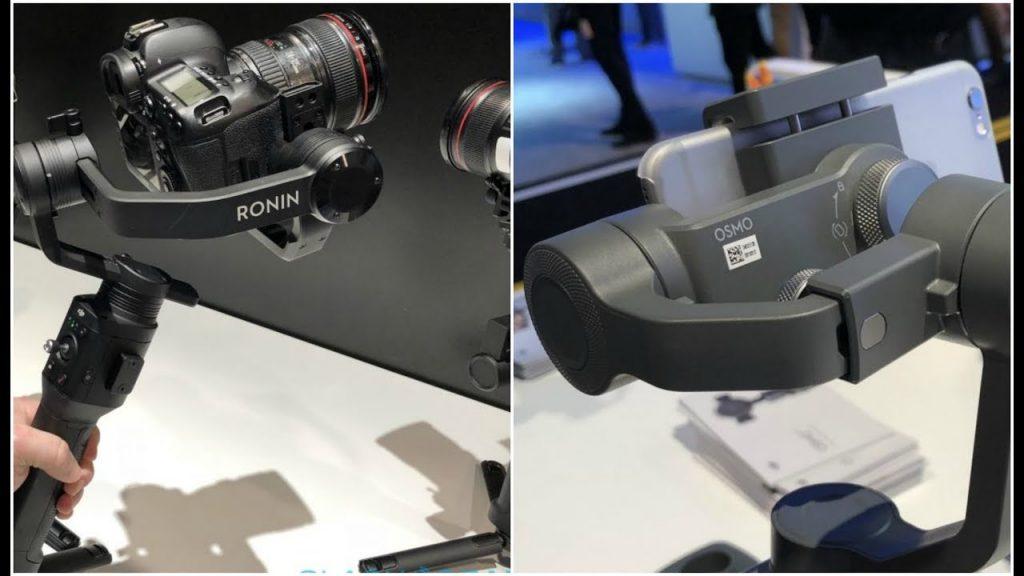 تجربة DJI Osmo Mobile 2 و Ronin-S: واحد للجوال وواحد للكاميرات الإحترافية