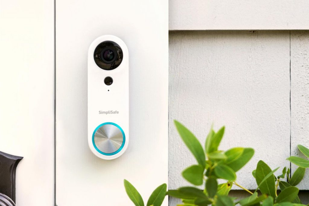 SimpliSafe تطلق جرسًا ذكيًا جديدًا بكاميرا ذات زاوية واسعة