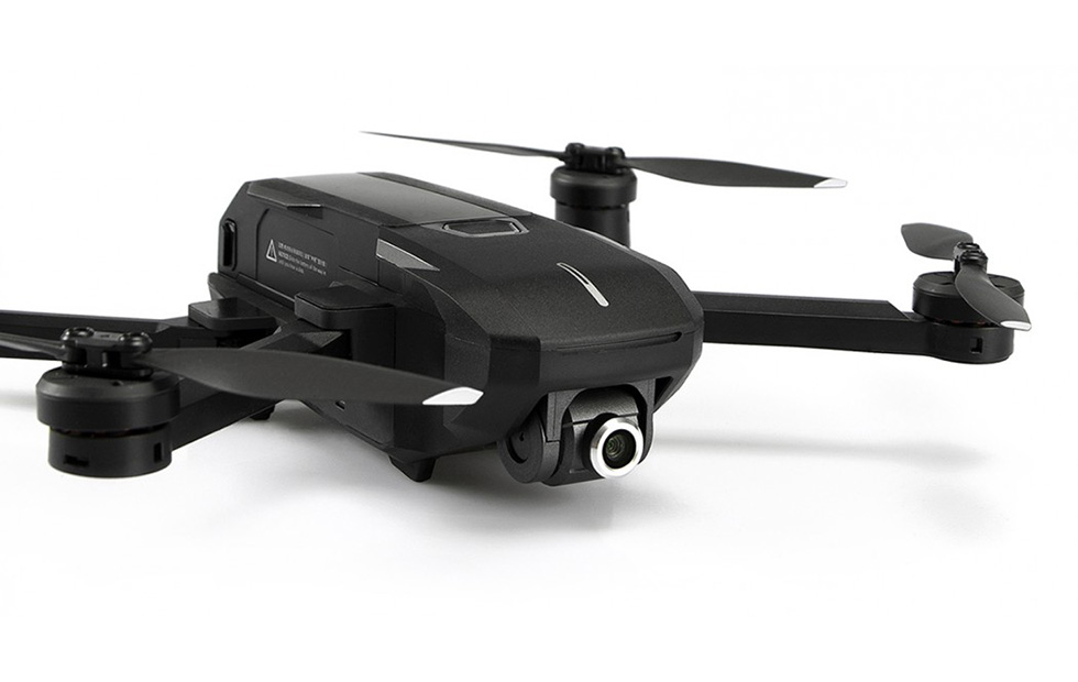 شركة Yuneec تعلن عن طائرة Mantis Q بميزات التحكم الصوتي و كاميرا 4K و بسرعة 44 ميل في الساعة