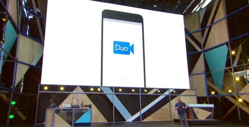 duo Google IO 2016