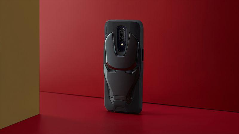 e6bb7c0dly1fre6obu13cj20og0drwp5 - إعلان  OnePlus لإطلاق نسخة Avengers محدودة من جوالات OnePlus 6