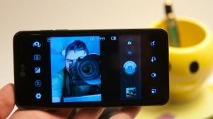 front facing camera-instgram