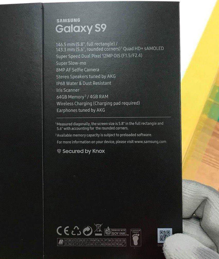 galaxy-s9-box-specs