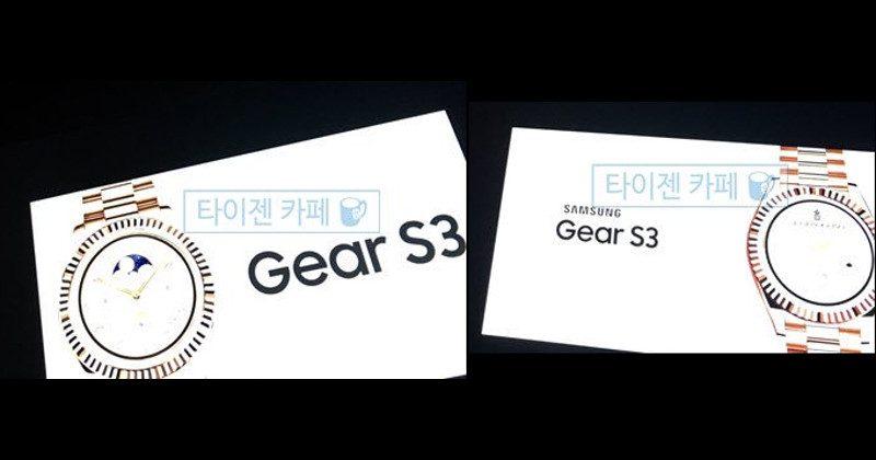 gear s3 solis