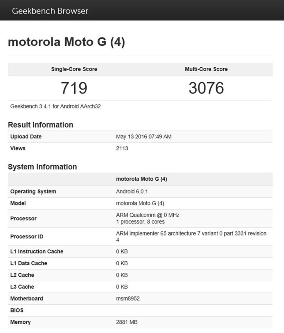geekbench-Moto G4