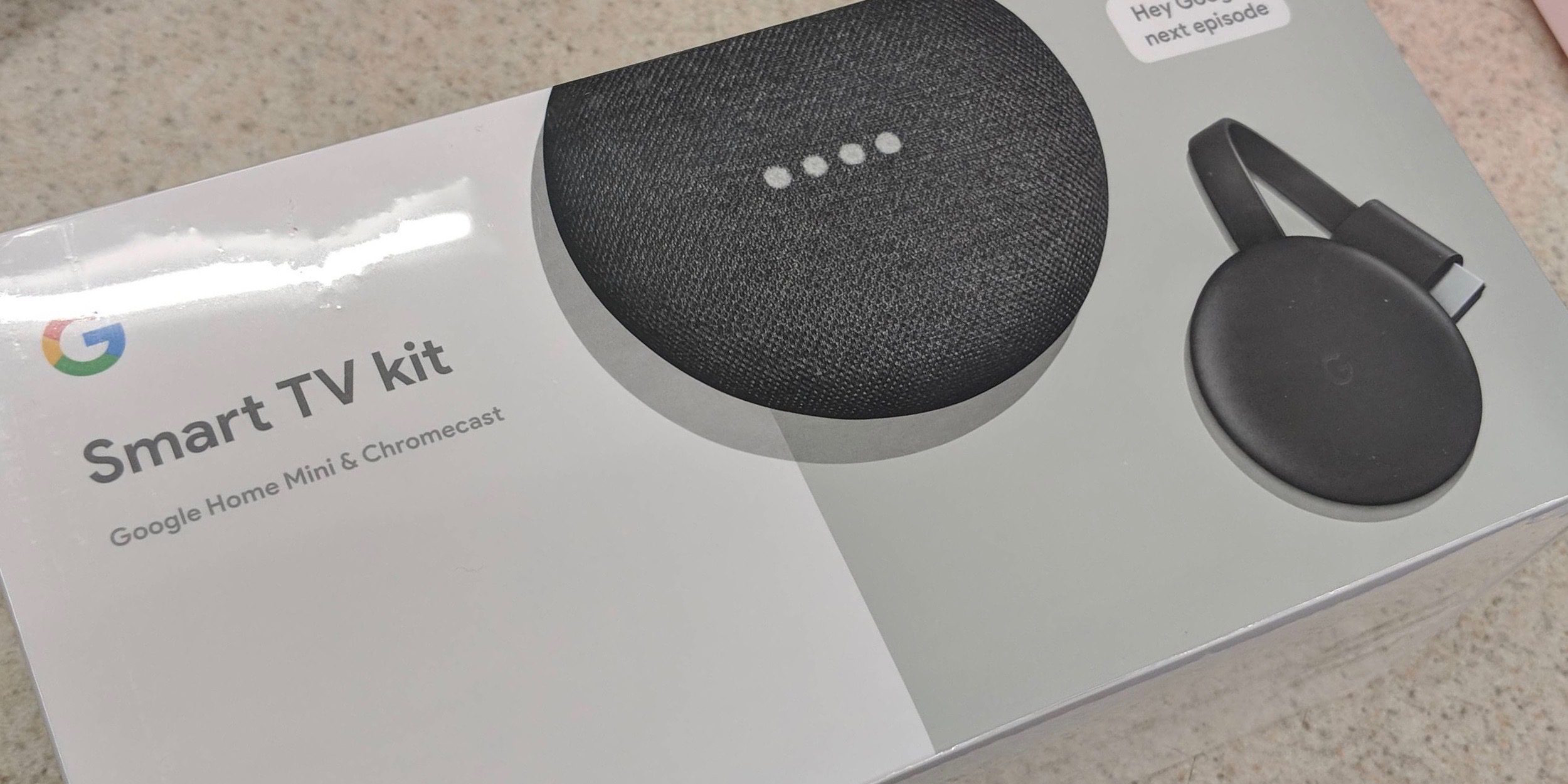 جوجل تقدم Chromecast مع مجموعة Smart TV kit هذا العام google-chromecast-le