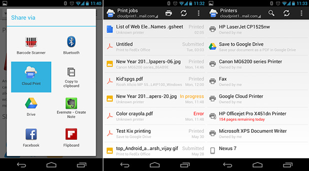 google-cloud-print-android