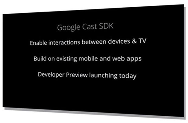 googlecast-sdk