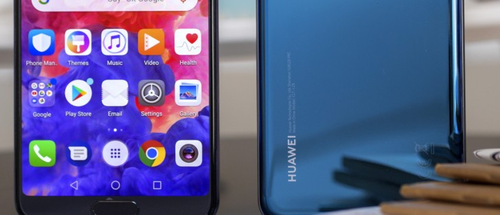 هواوي تقدم براءة اختراع لتصميم هاتف ذكي بدون حواف