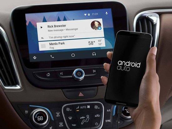 مستخدمين Android Auto يمكنهم الآن الوصول إلى قائمة جهات الاتصال الكاملة