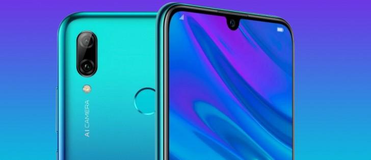 هاتف Huawei P Smart لعام 2019 سيضم شرائح Kirin 710 مع نتوء قطرة المياه