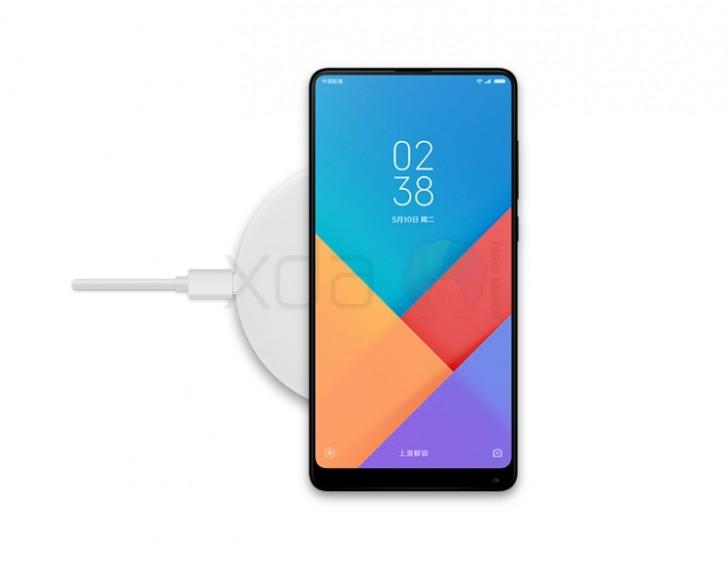 Xiaomi Mi Max 3 سوف يأتي بشاحن لاسلكي وقارئ قزحية العين