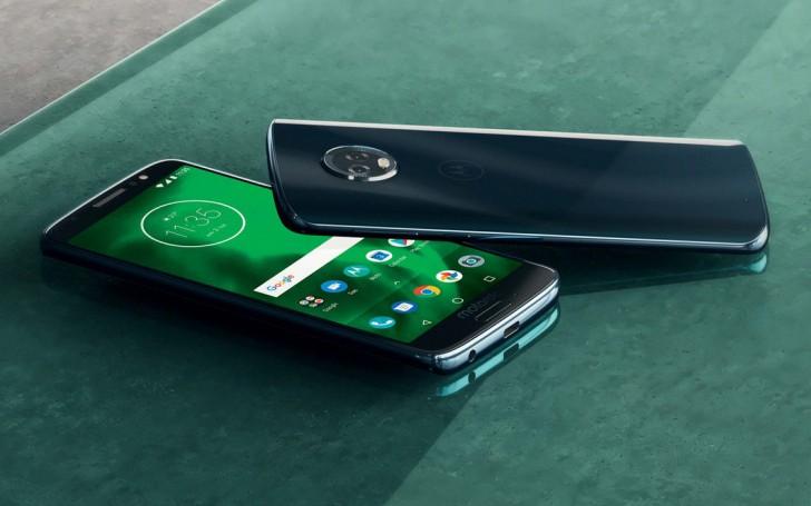 موتورولا تكشف عن هواتف Moto G6 وG6 Play وG6 Plus