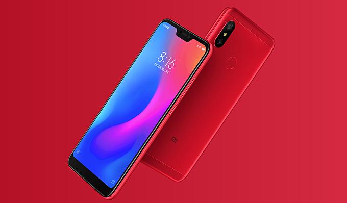 شاومي تطلق هاتف Redmi 6 Pro رسمياً مع شاشة 19:9