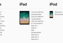 iOS-11-compatible-devices
