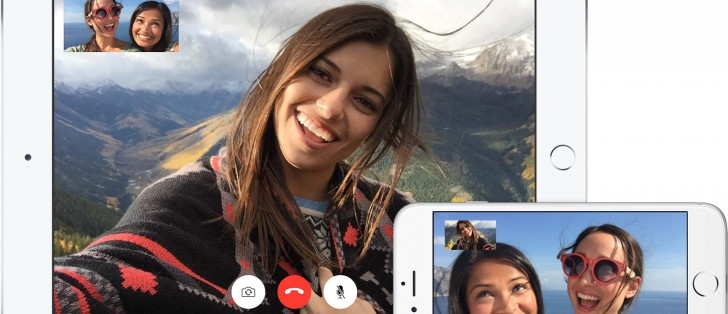 iOS 11- group FaceTime video calls