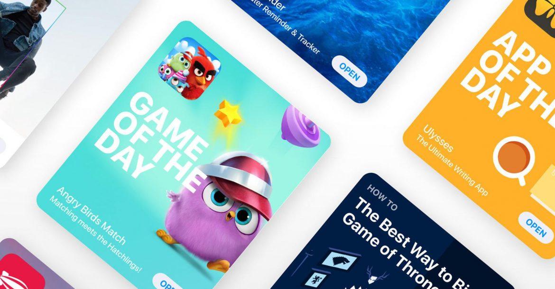 iOS App Store