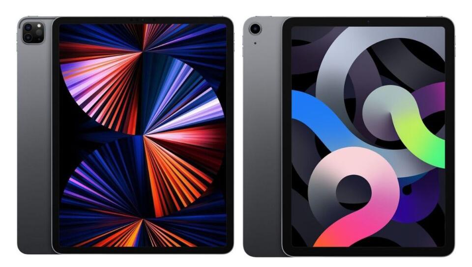 صورة ابل تدعم جهاز iPad Air القادم بكاميرة مزدوجة وتصميم يحاكي أجهزة Pro