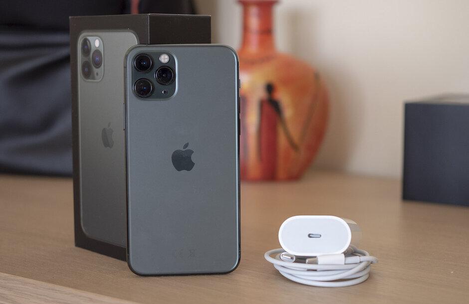 ابل تحقق ترقية ملحوظة في تقنية الشحن مع هواتف iPhone 11 Pro