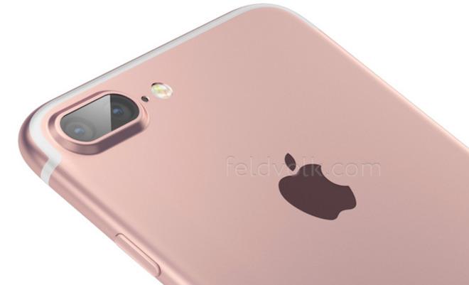 iPhone 7 Plus -leak