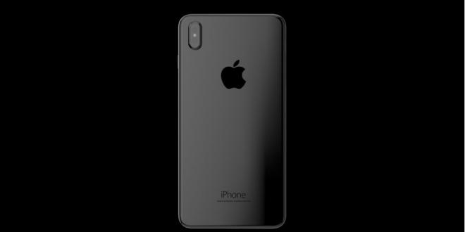 iPhone 8's wireless charging setup