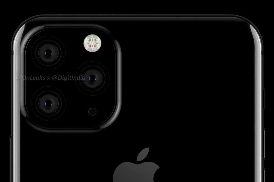 iPhone-XI prototype