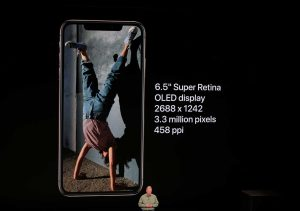 iPhone XS Max-apple