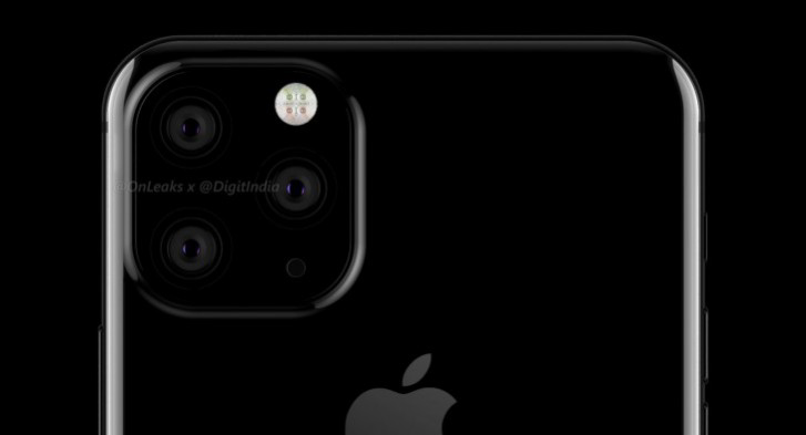 iPhones will have a triple-camera setup