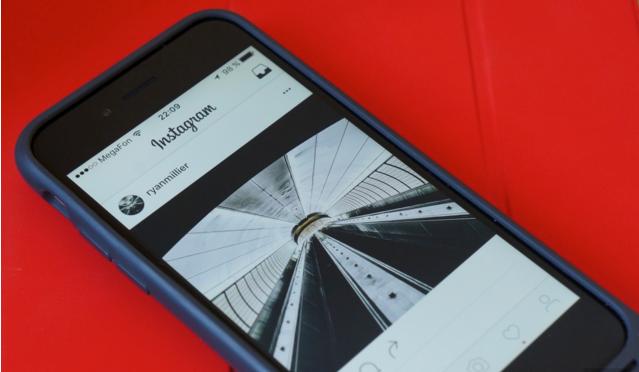 instagram redesign test 2