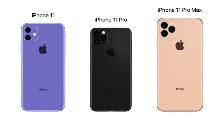 مواصفات هواتف IPHONE 11 قبل الإعلان الرسمي في 10 من سبتمبر
