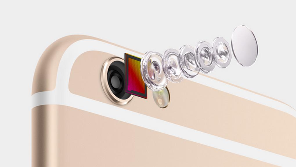 iphone 6 Plus-isight