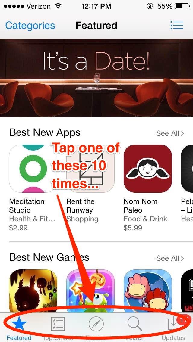 iphone -app-store