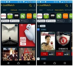 justwatch- app