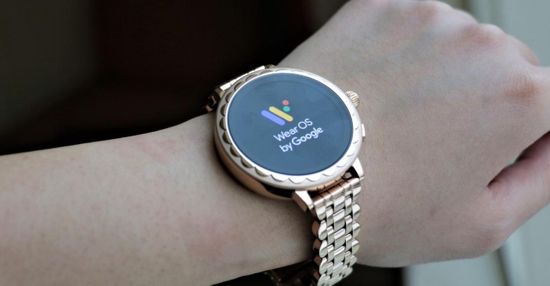 ساعة Scallop Smartwatch 2 أحدث إصدار لشركة Kate Spade في  CES2019