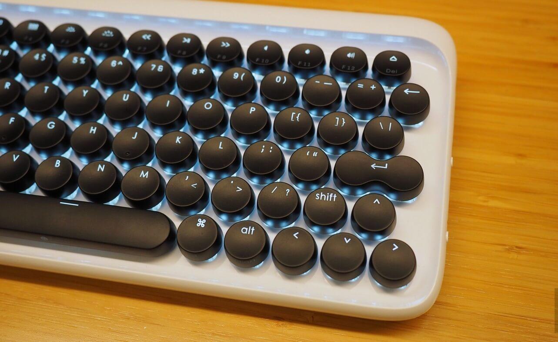 keyboard's arrow keys