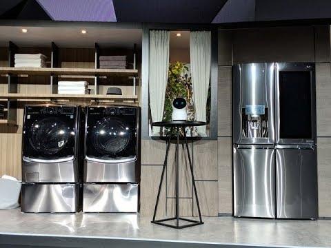 نظرة على منتجات شركة LG لمعرض CES 2018