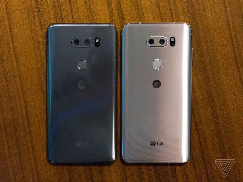 LG تكشف عن هاتف V30S ThinQ بكاميرا مدعومة بالذكاء الصناعي #MWC2018