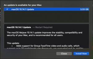 macOS-10.14.1-update-Mac