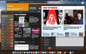 macOS Mojave-iOS apps