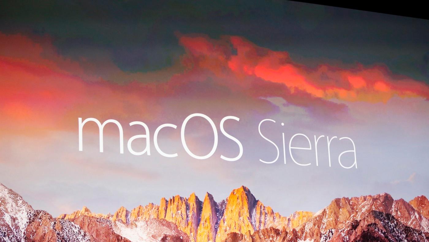 macOS-Sierra