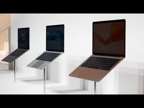 نظرة على جديد MacBook Air و Mac Mini
