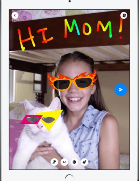 messenger kids app