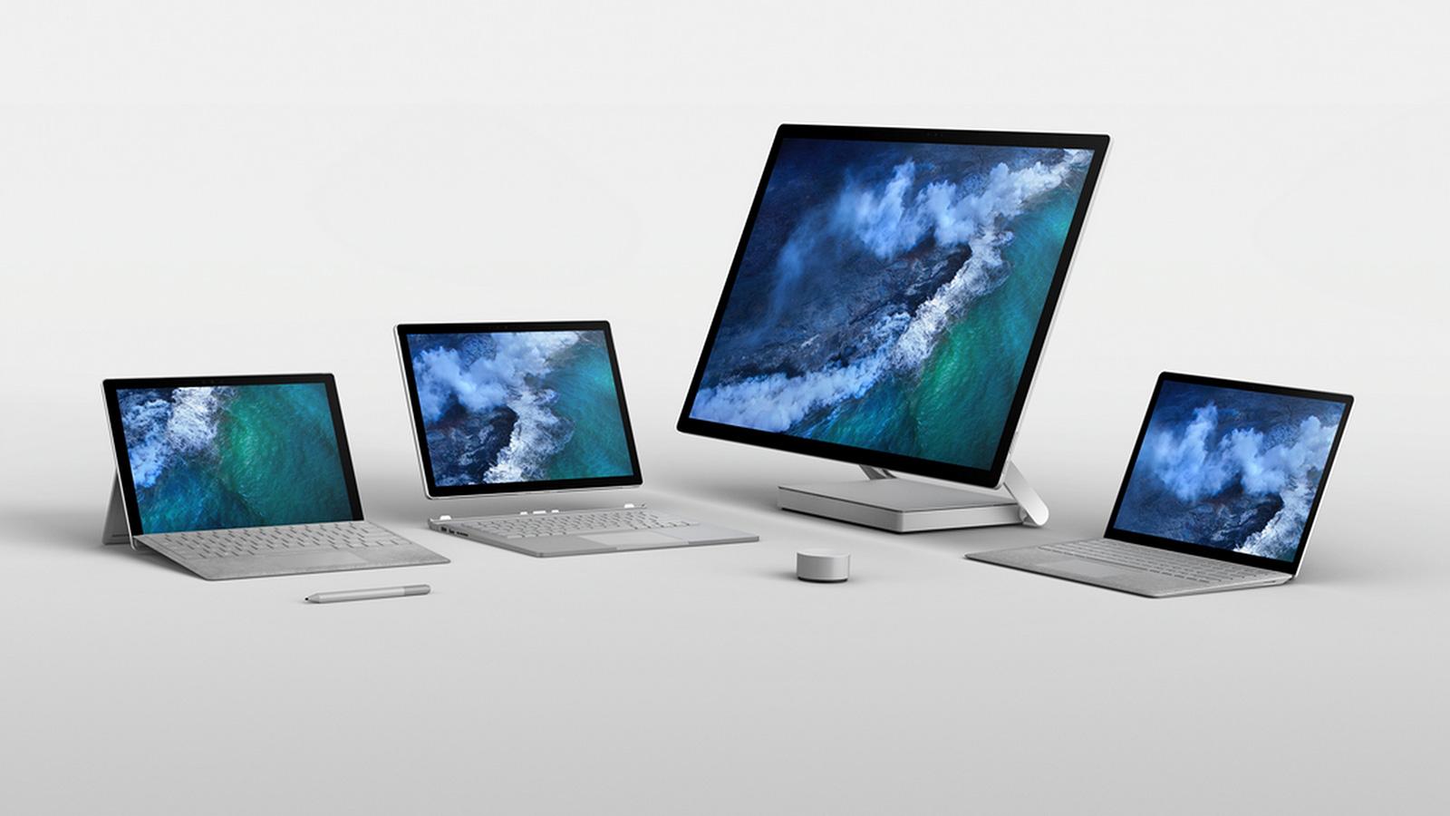 microsoft surface laptop pro release