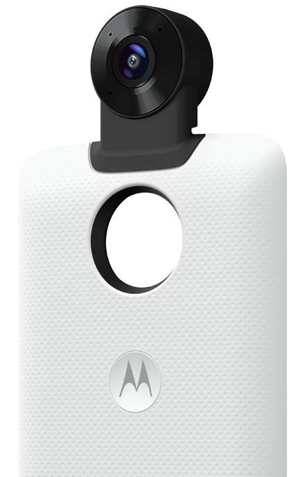 moto 360 degree camera mod