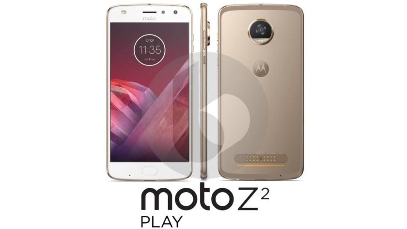 moto z2 play leak